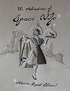 The Adventures of Space Wife (Atomic Roast Edition)